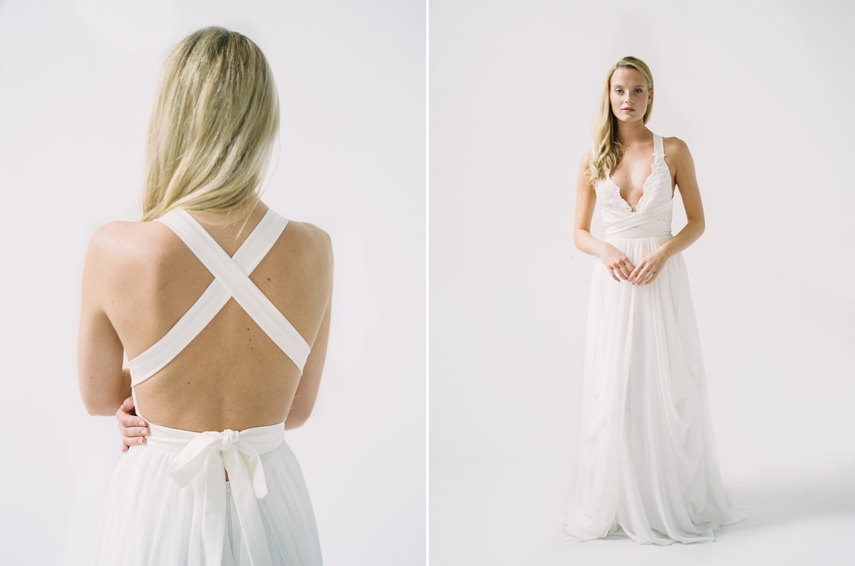 Rebecca Wedding Dress from Truvelle
