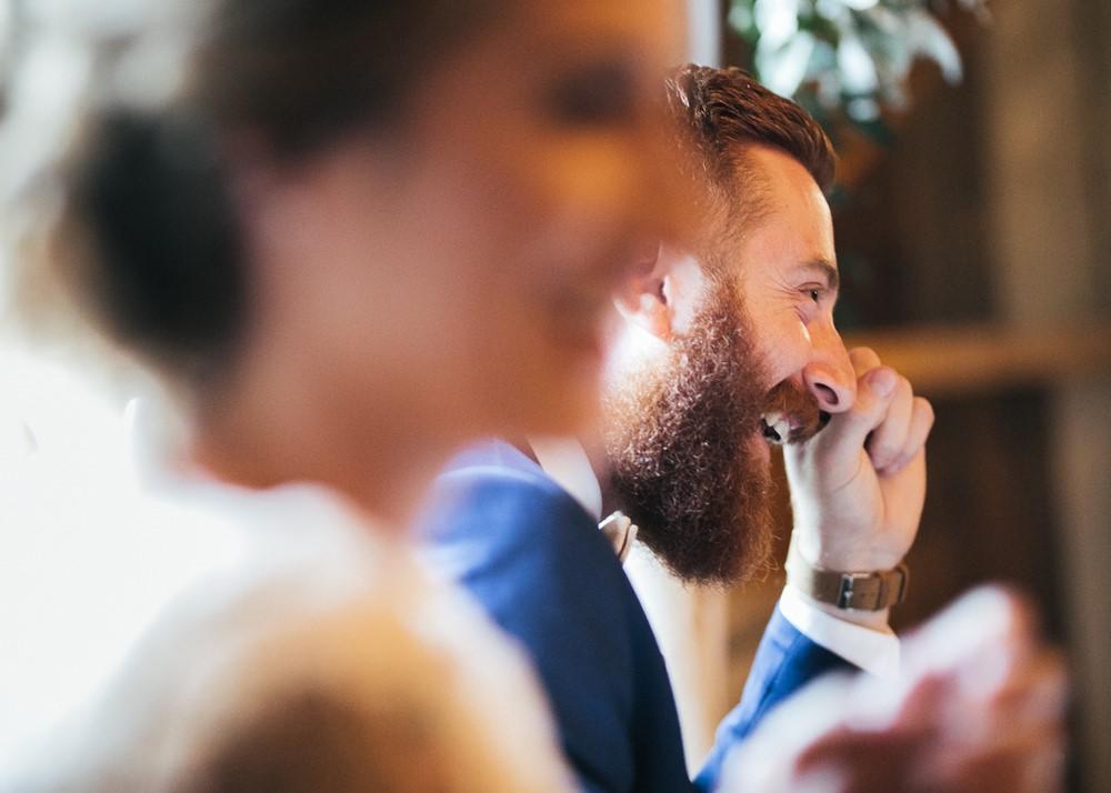 Barn Wedding Speeches