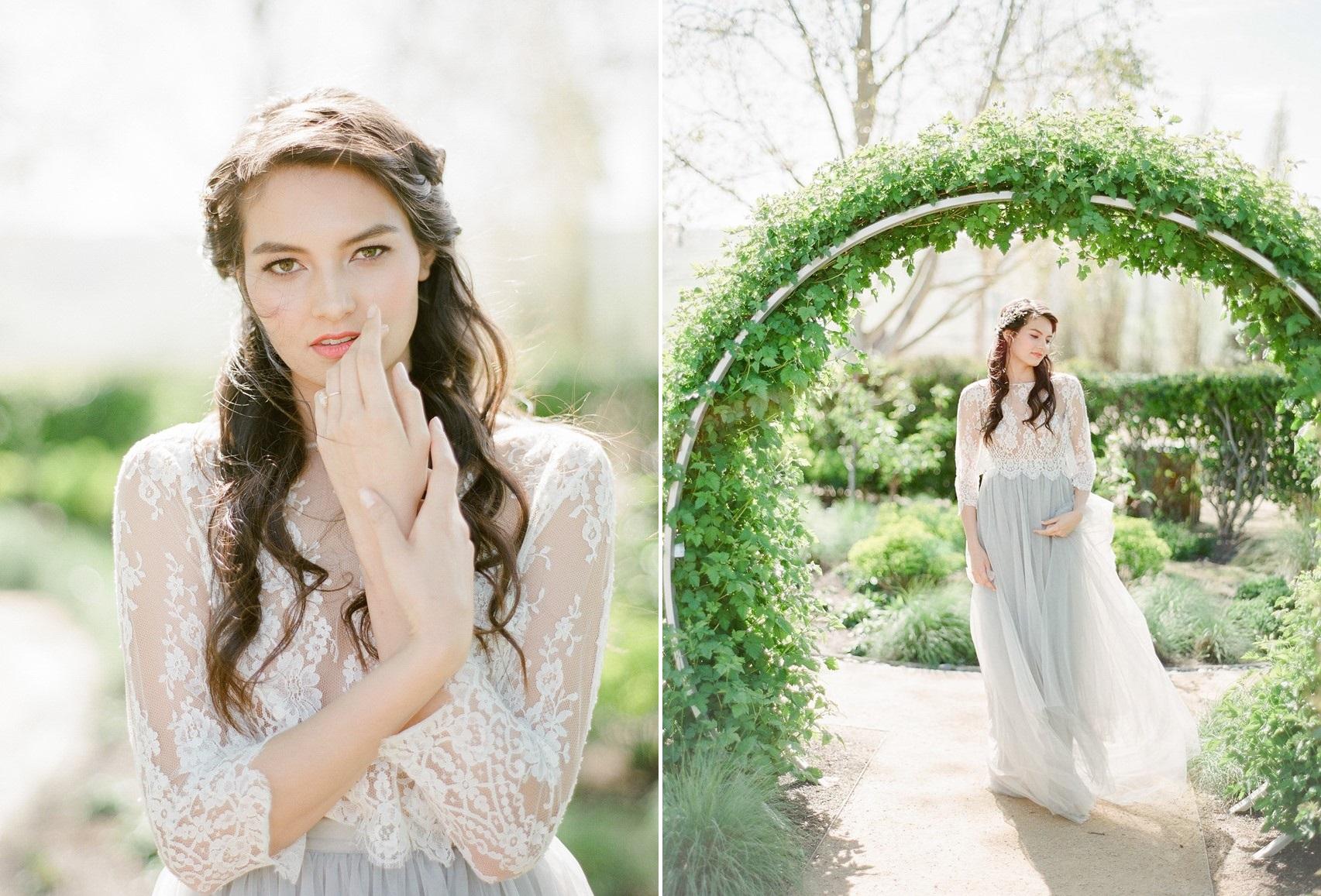 Romantic Bridal Separates