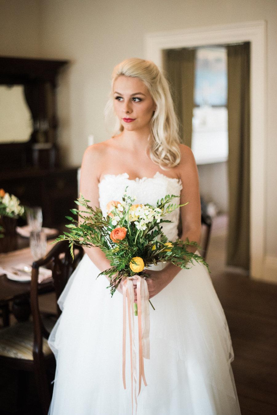 Southern Bride & Vintage Bridal Bouquet