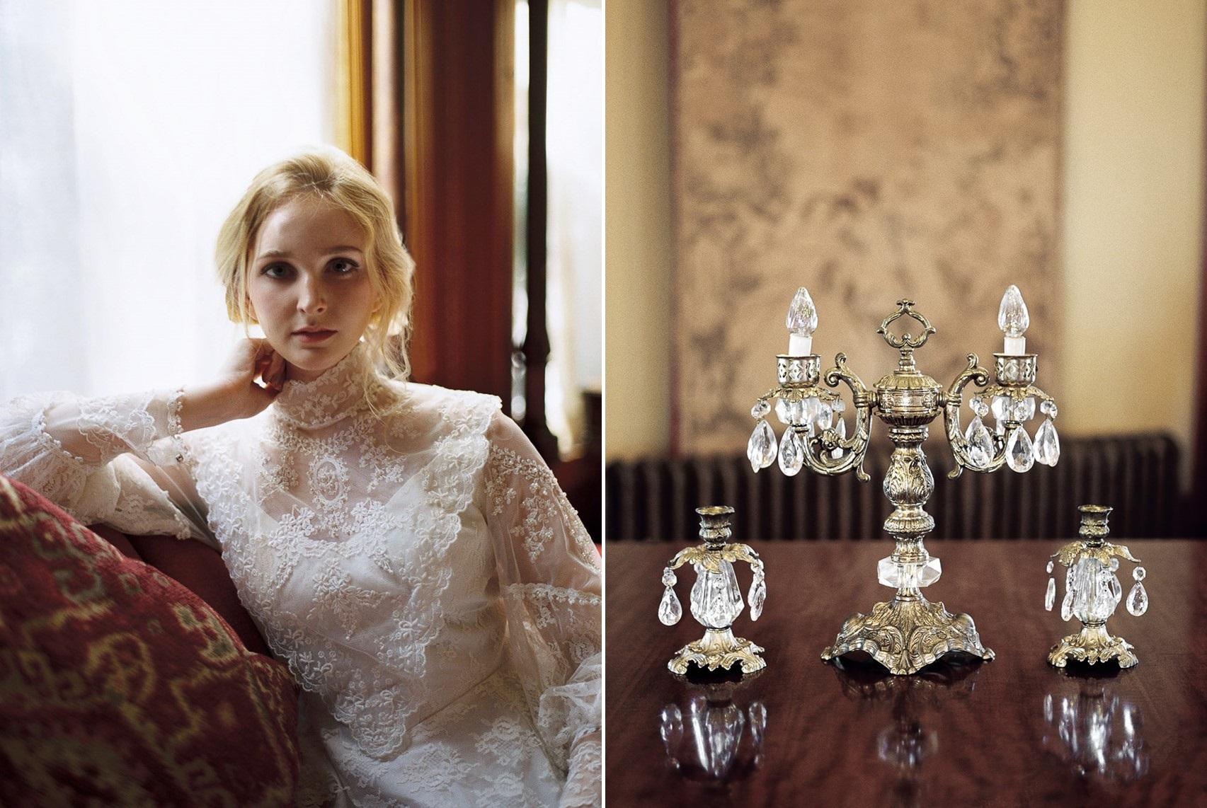 Victorian Inspired Wedding