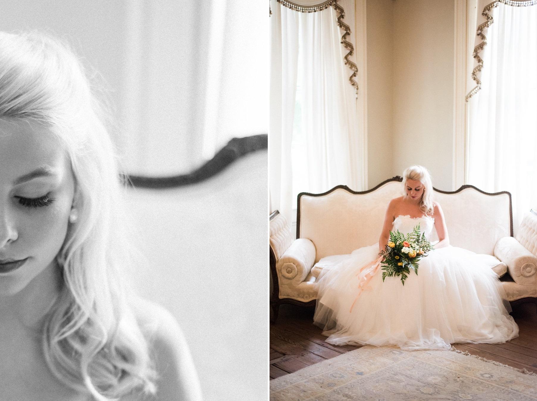 Vintage Inspired Southern Bride