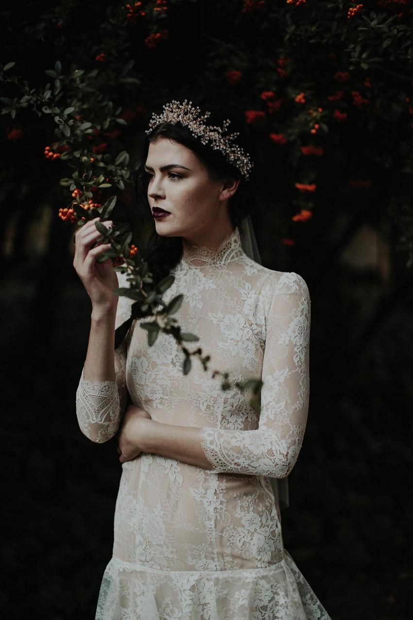 Halloween Harvest Bride
