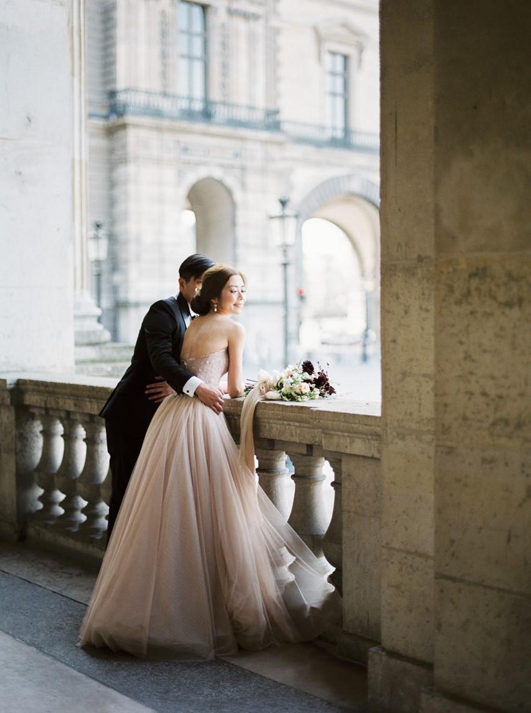Paris Destination Wedding Inspiration