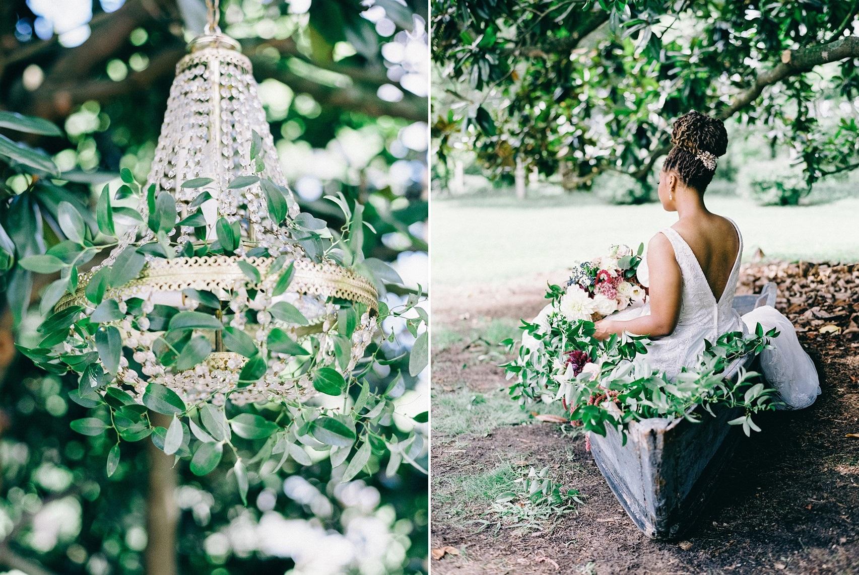 Opulent Bridal Looks from Oleg Cassini