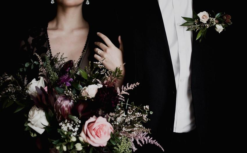 Twilight Wedding Inspiration