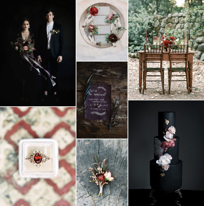 Inspiration Boards Archives - Chic Vintage Brides : Chic ...