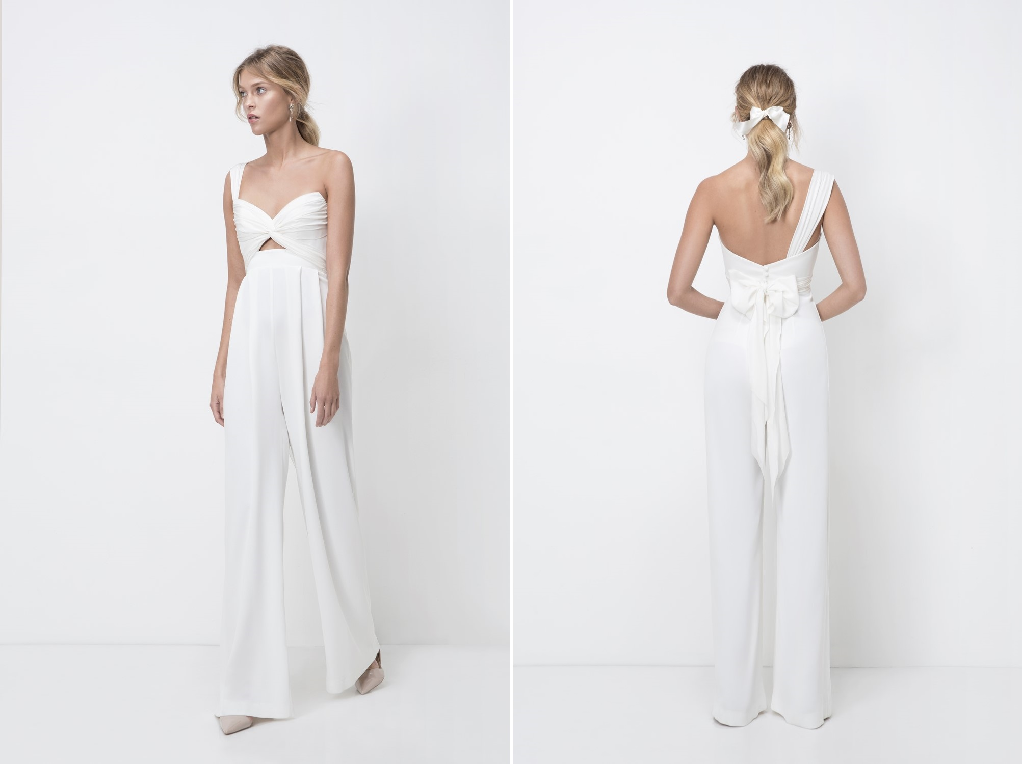 Eve Bridal Trousers from Lihi Hod's 2018 Bridal Collection