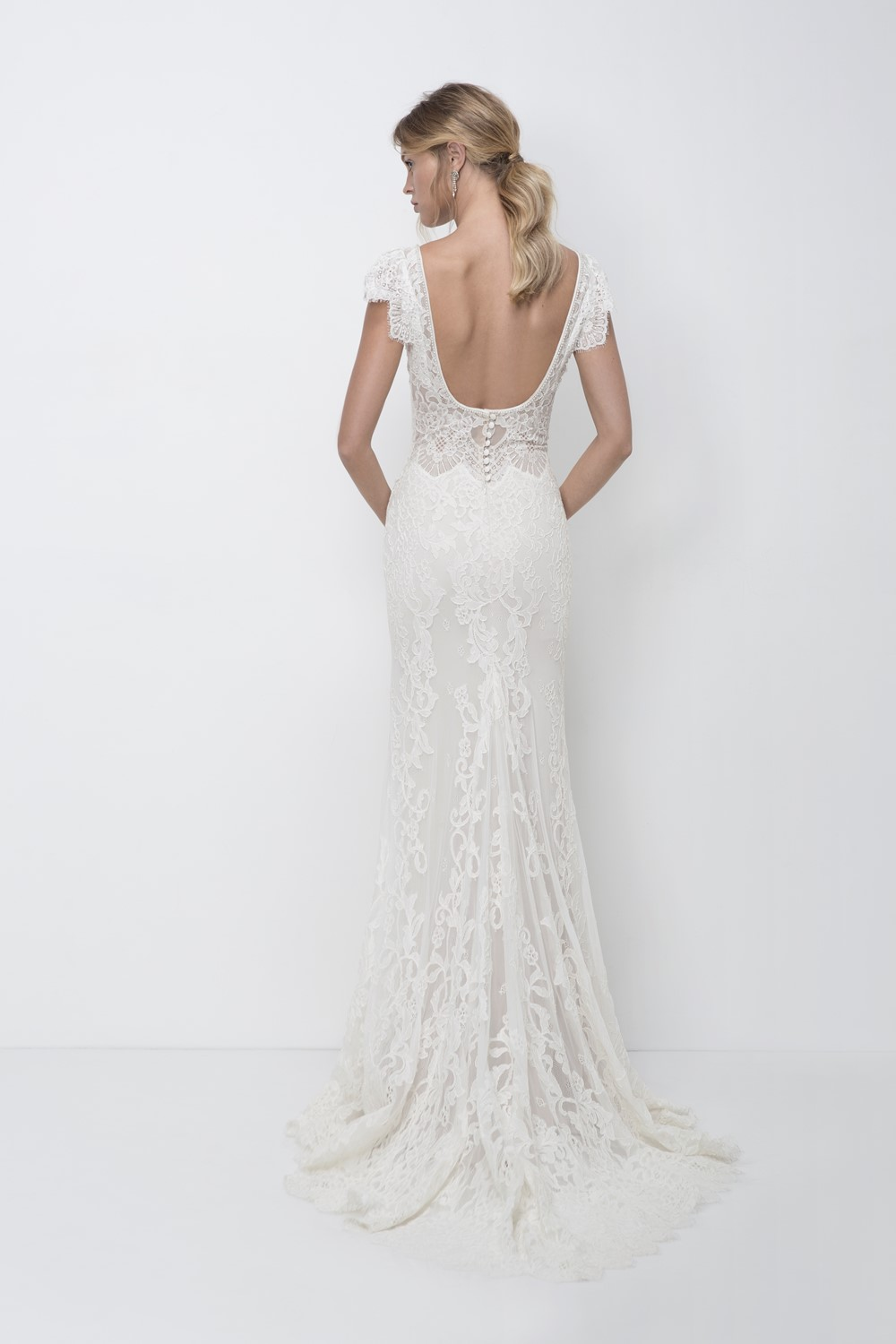 Luna Wedding Dress from Lihi Hod's 2018 Bridal Collection