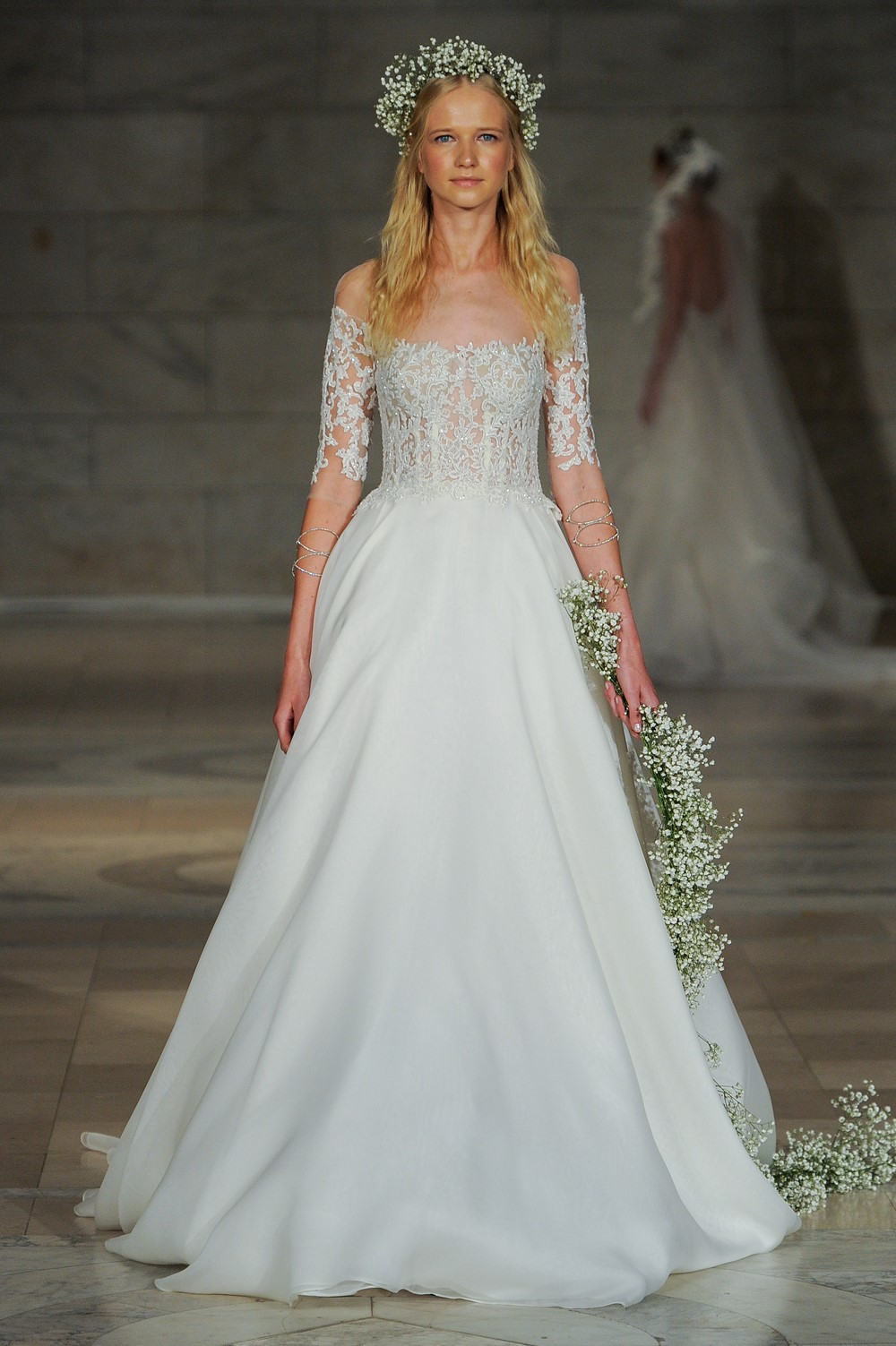 Reem Acra 2018 Wedding Dress 10