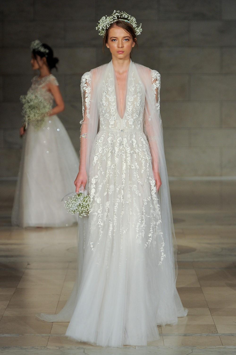 Reem Acra 2018 Wedding Dress 18
