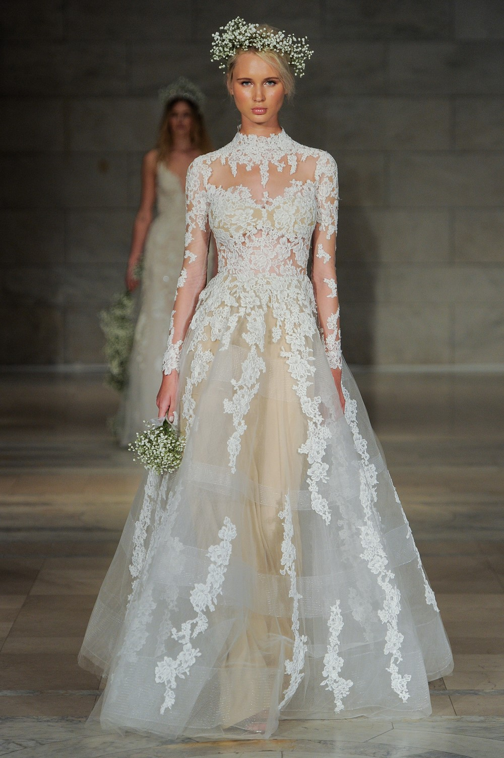 Reem Acra 2018 Wedding Dress 21