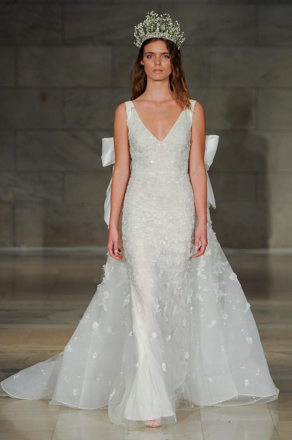 Reem Acra 2018 Wedding Dress 22