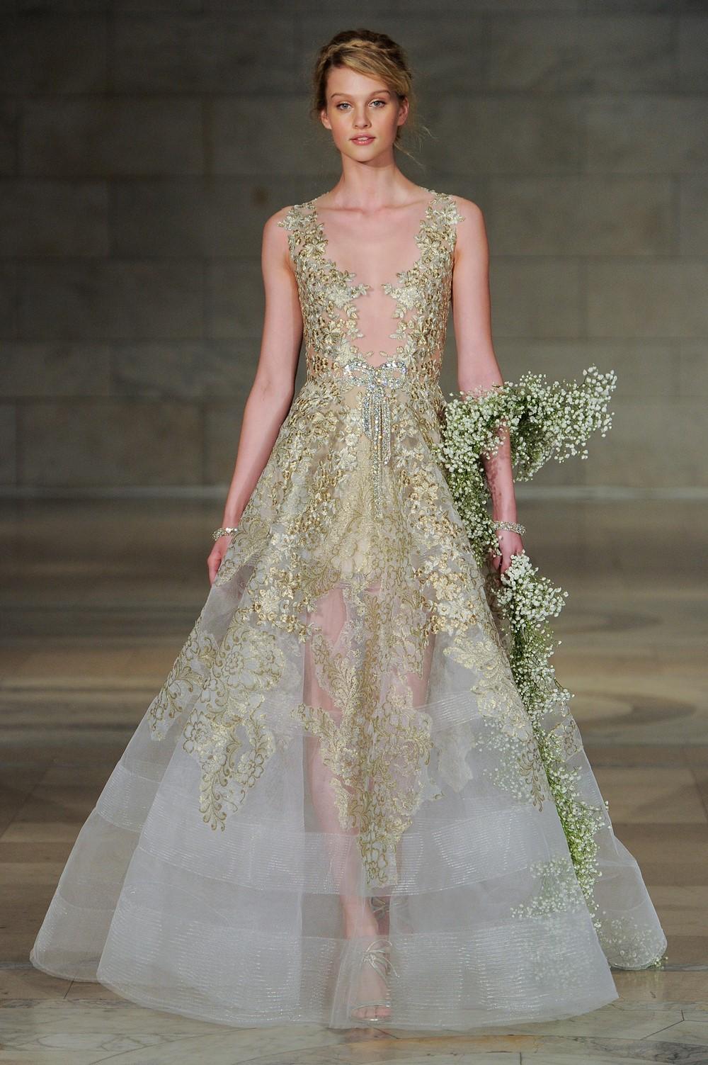 Reem Acra 2018 Wedding Dress 23