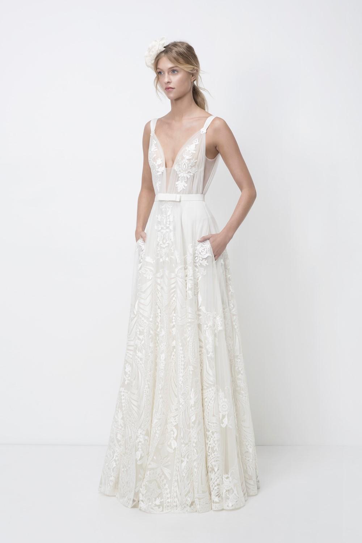 Violet Wedding Dress from Lihi Hod's 2018 Bridal Collection