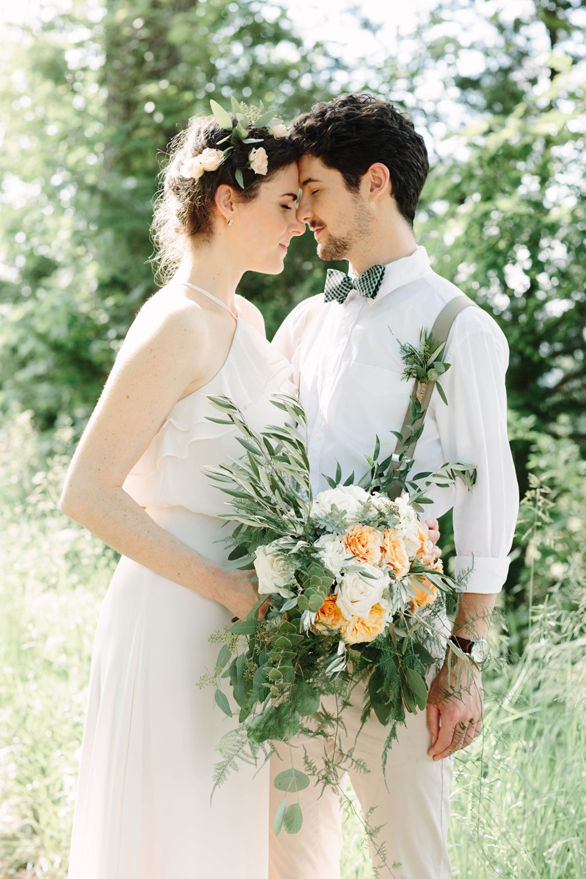 Sweet Blue Ridge Mountain Wedding Inspiration