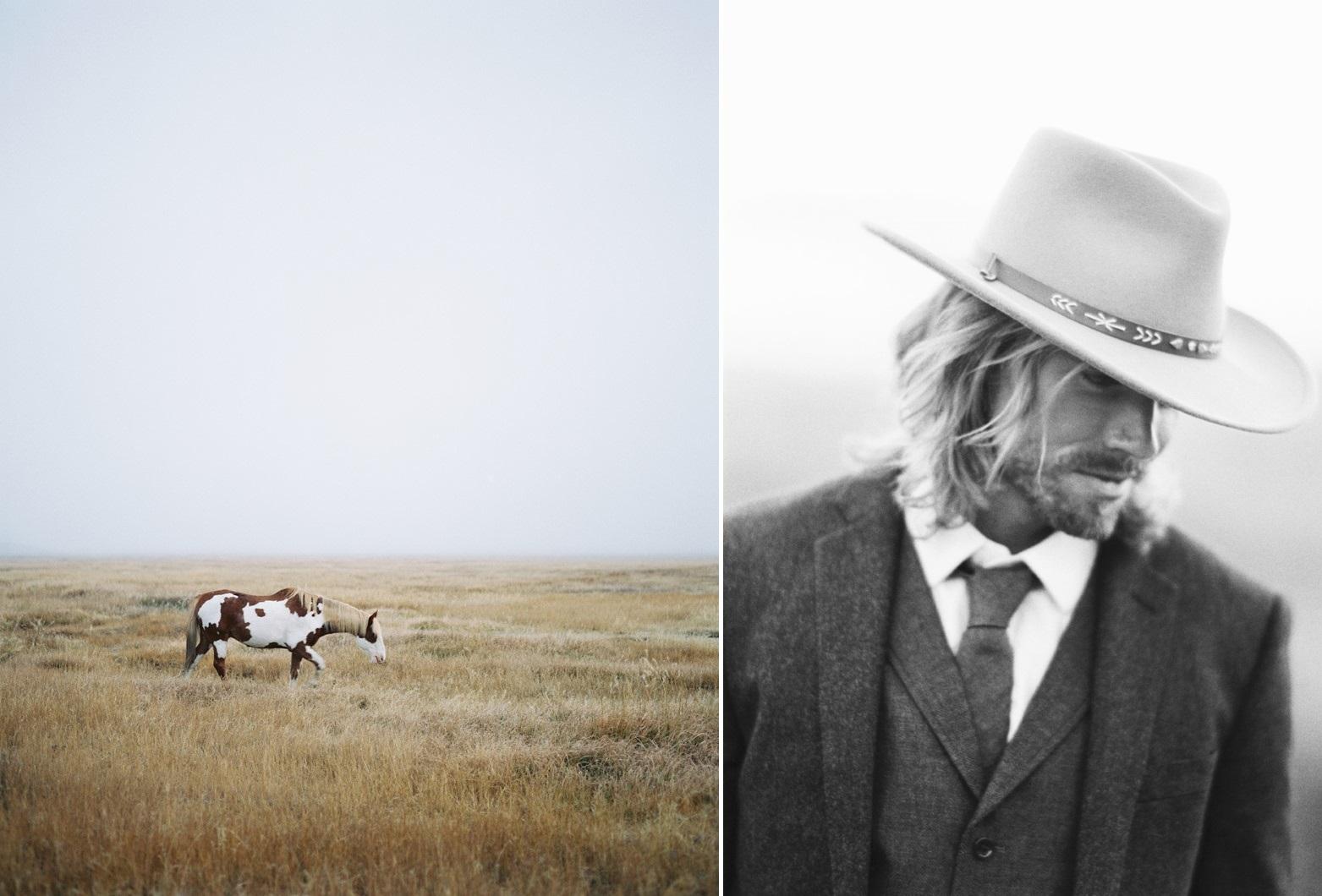 Ranch Groom's Attire