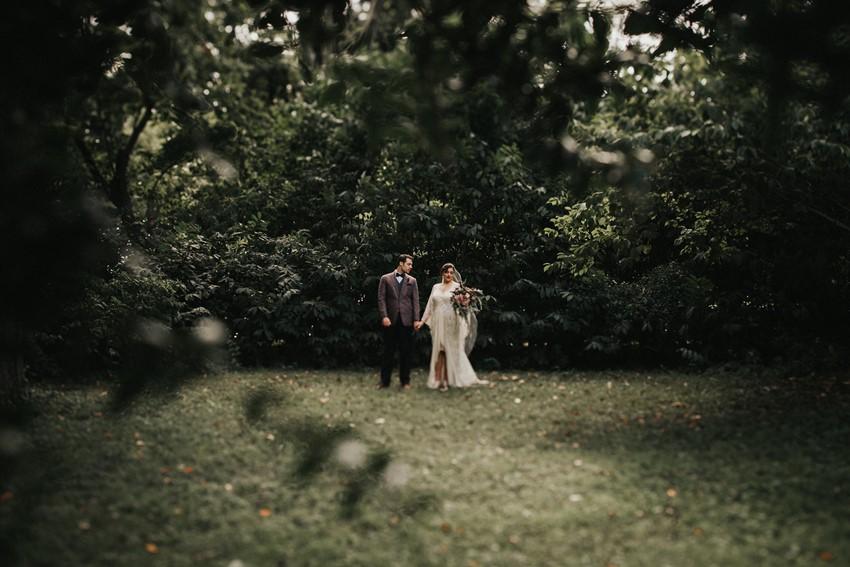Vintage Garden Party Wedding