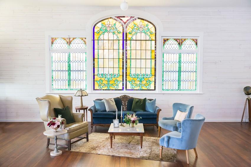 Art Nouveau Wedding Lounge