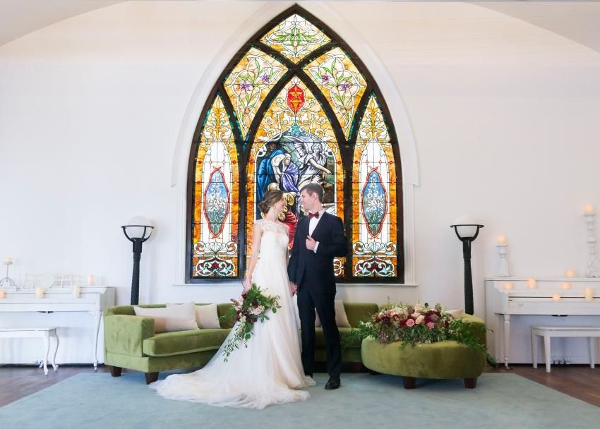Vintage Wedding Venue