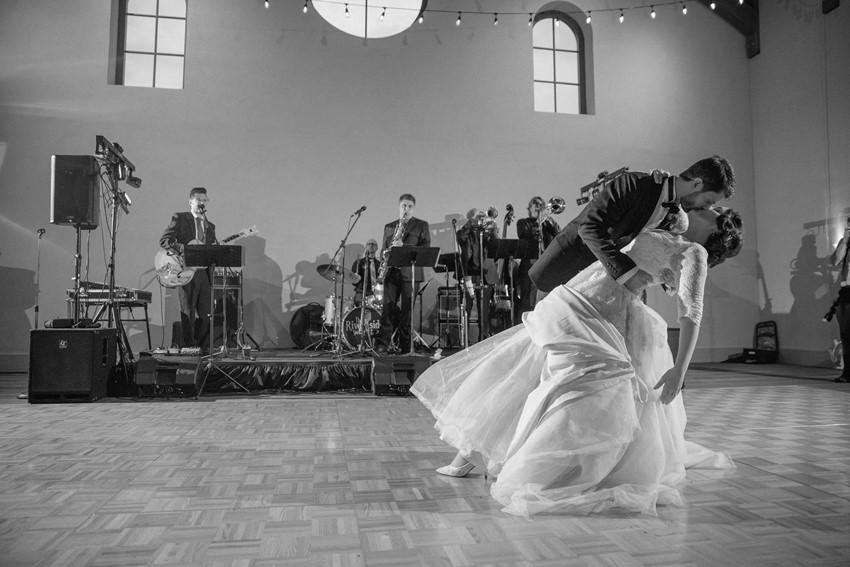Vintage Wedding First Dance