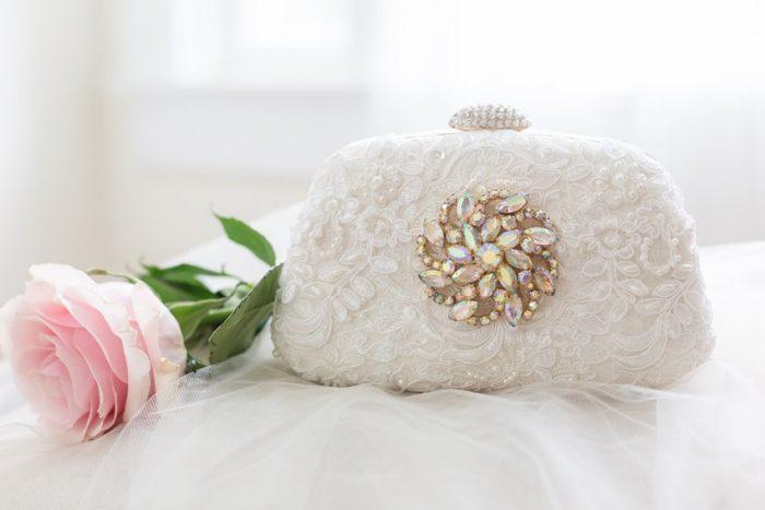 Cloe Noel 2017 Bridal Clutch Collection