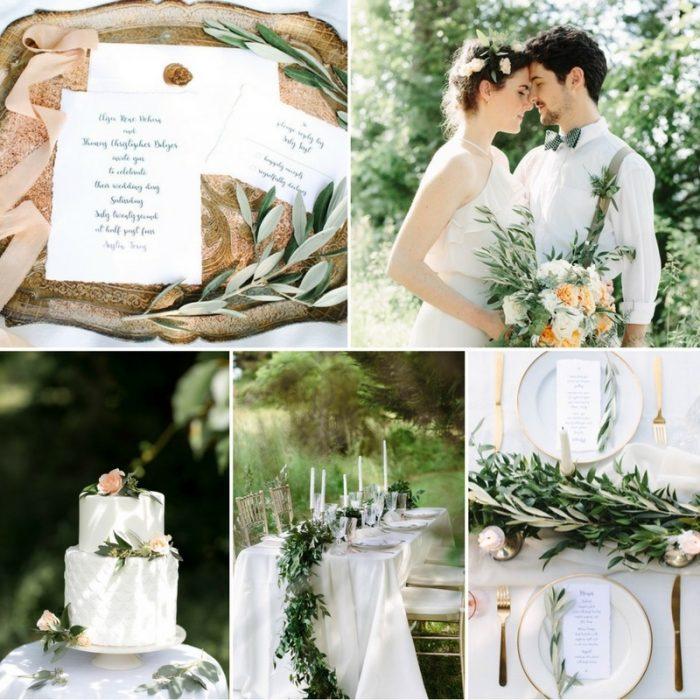 Sweet Blue Ridge Mountains Wedding Inspiration