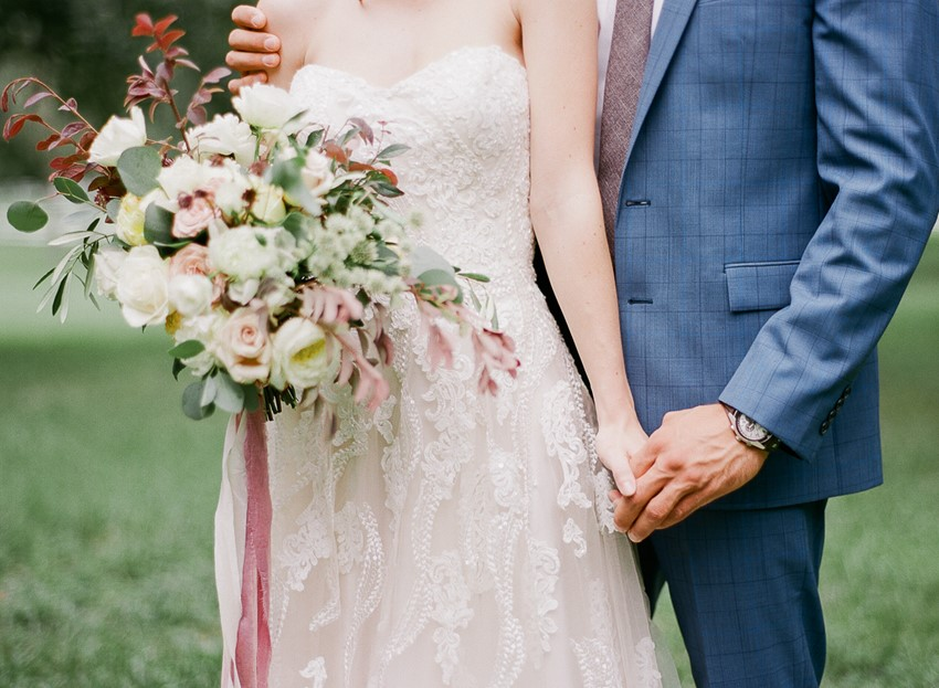 Lace Wedding Inspiration at Stonebridge Weddings