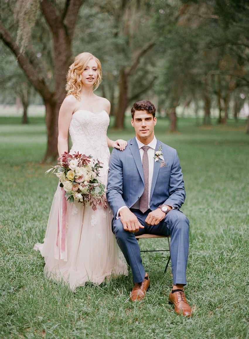 Spring Vintage Wedding Inspiration at Stonebridge Weddings