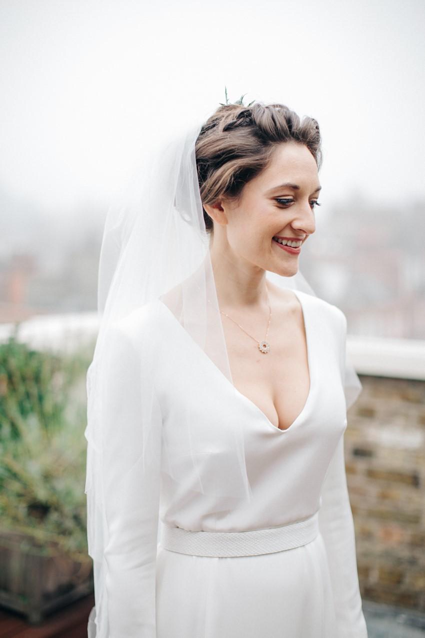 English Winter Bride