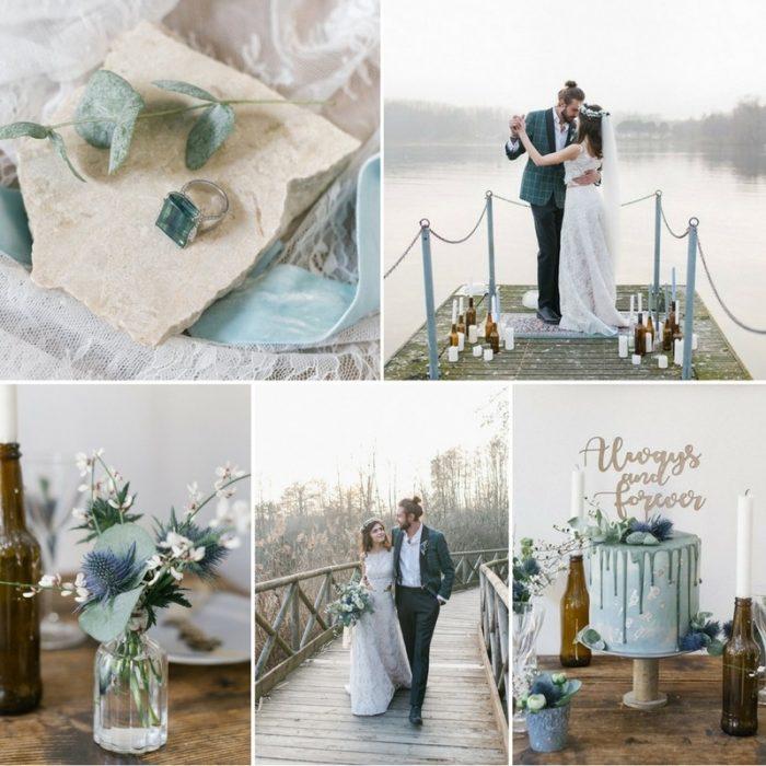 A Romantic Italian Elopement on Viverone Lake