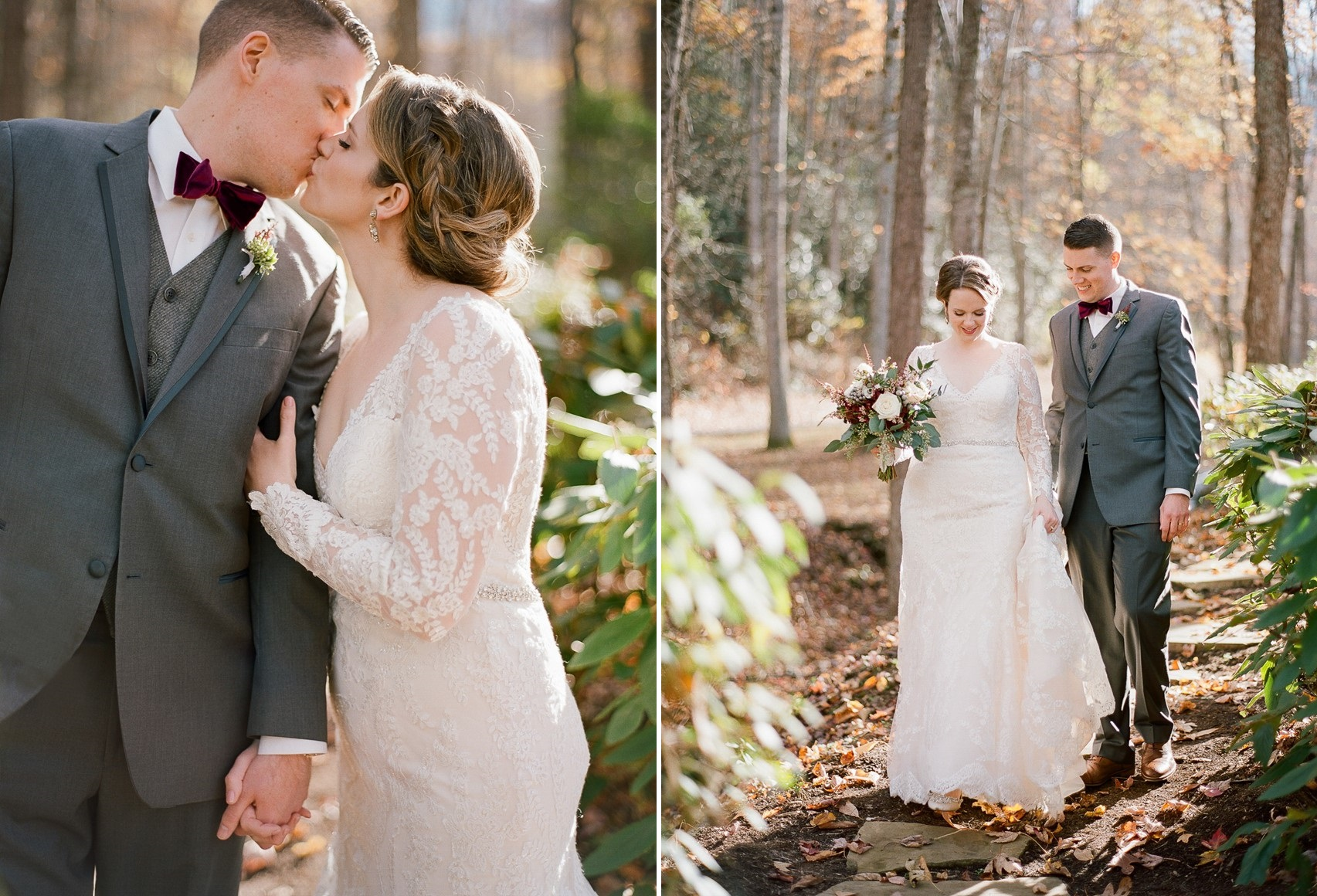 Romantic Vintage Inspired Fall Wedding