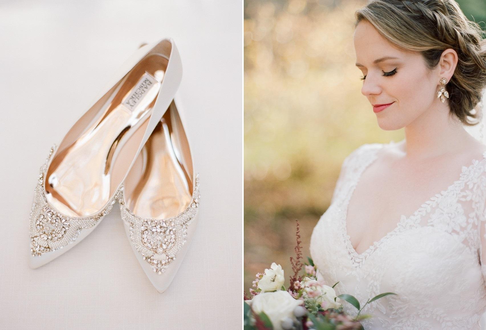 Elegant Bridal Flats
