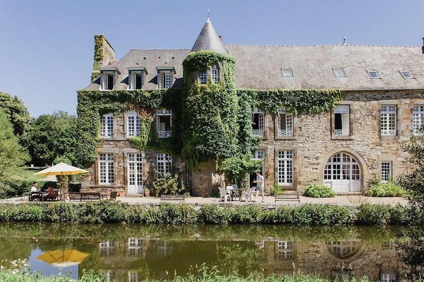 Chateau de la Motte Beaumanoir Wedding Venue in France