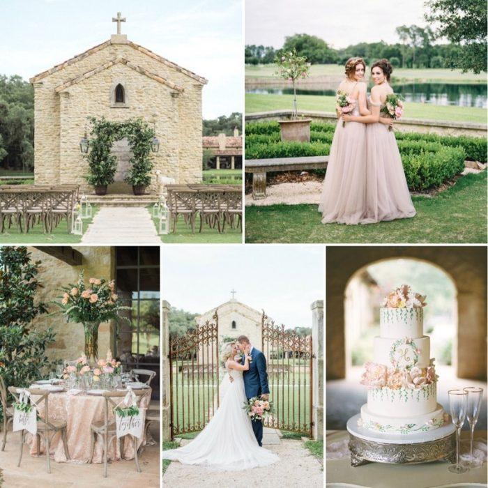 Texas Garden Wedding Inspiration