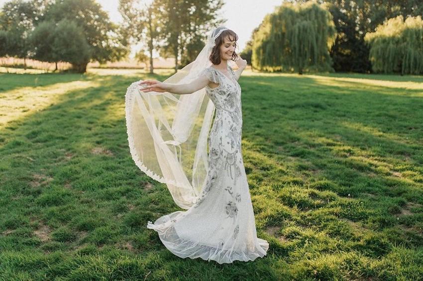 Art Deco Bride