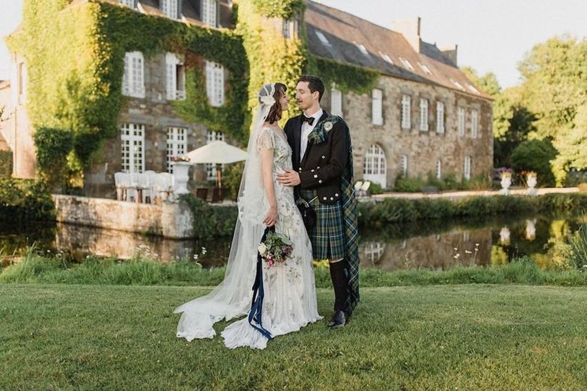 Vintage Wedding in France