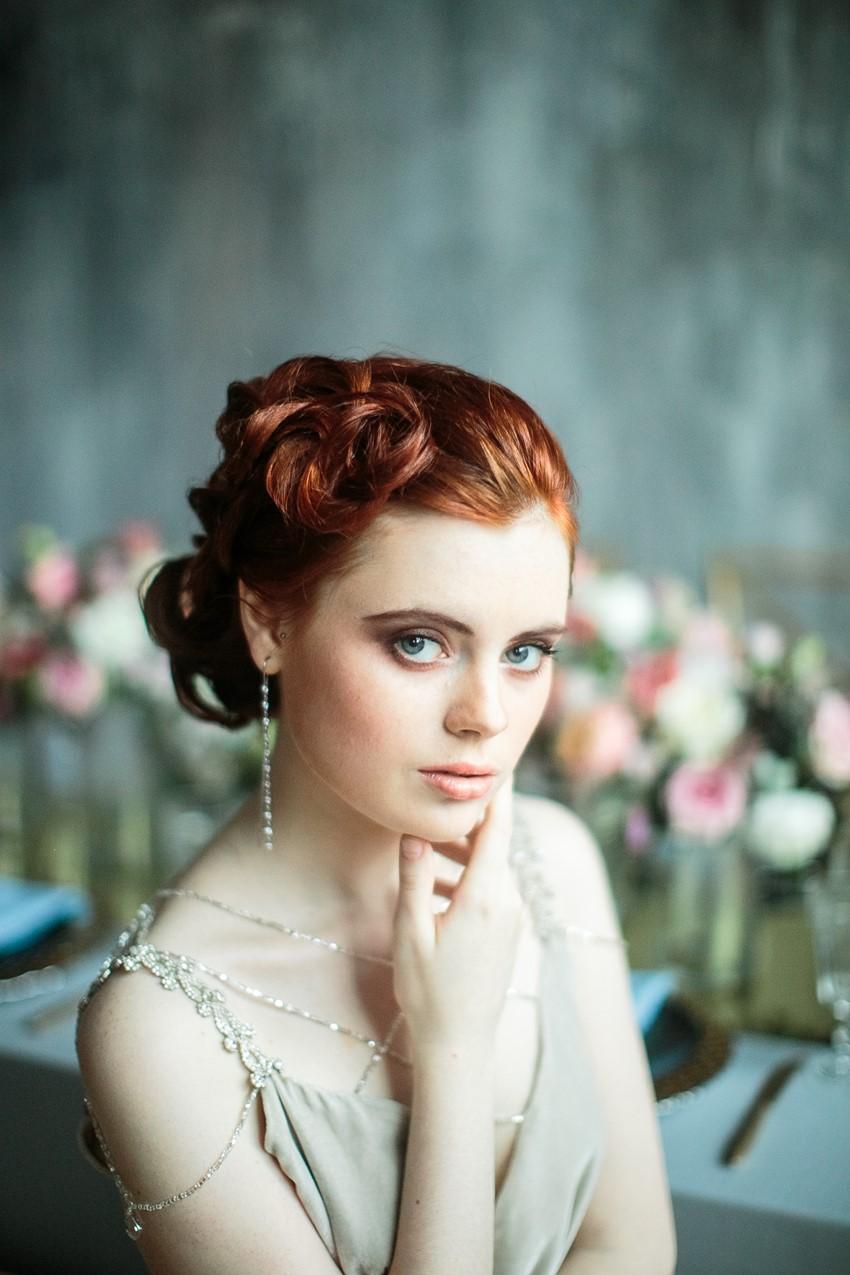 Bridal Makeup & Updo