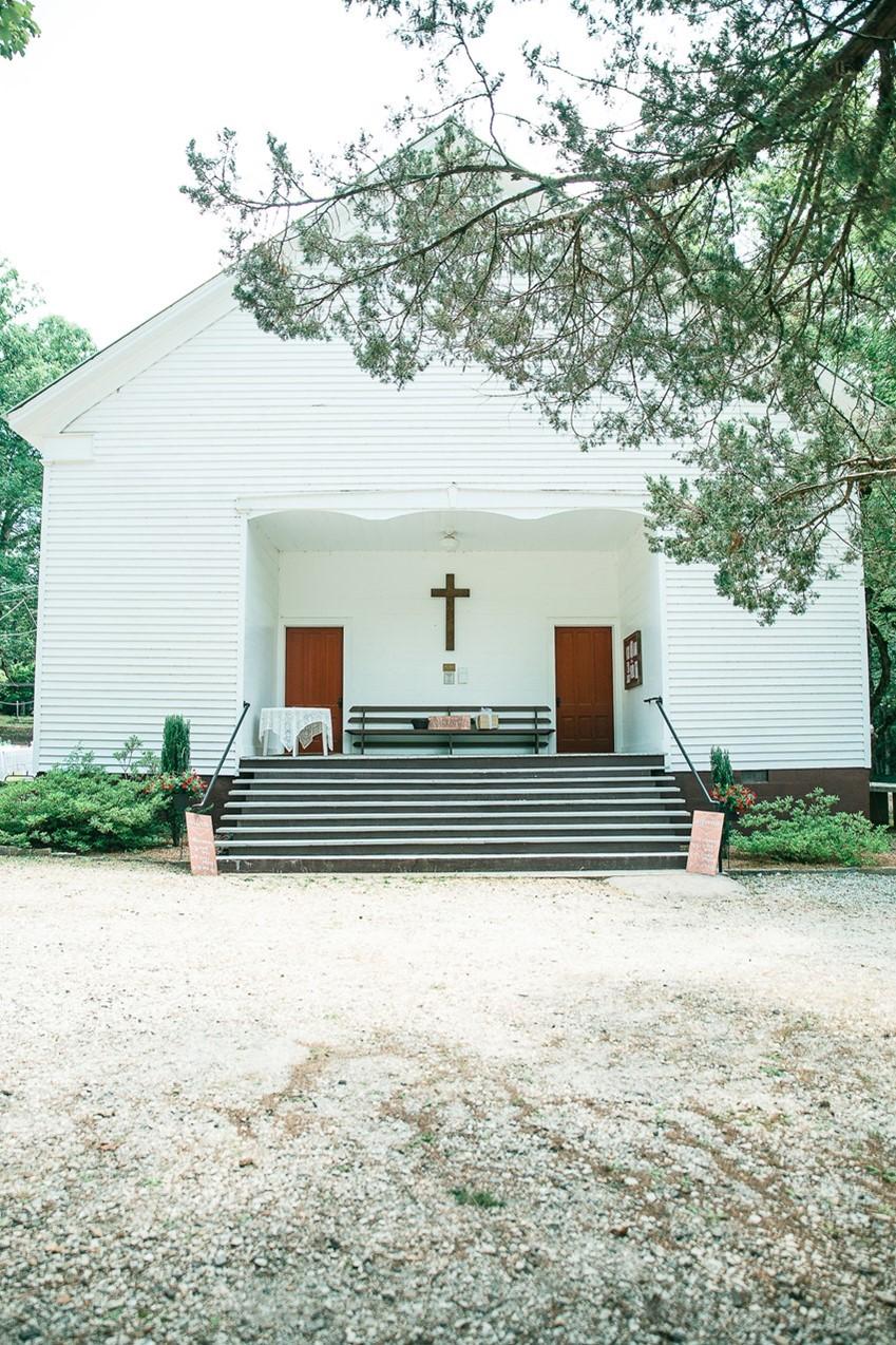 Historic Church Wedding Venue