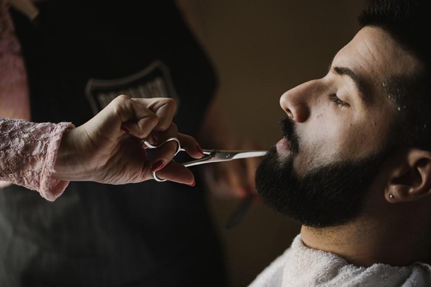 Groom's Beard Grooming