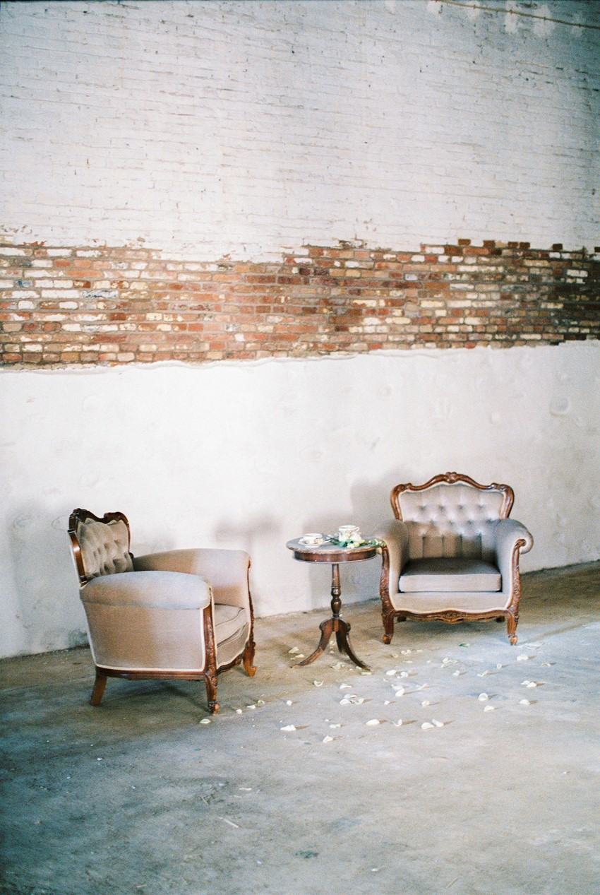 Vintage Wedding Coffee Lounge