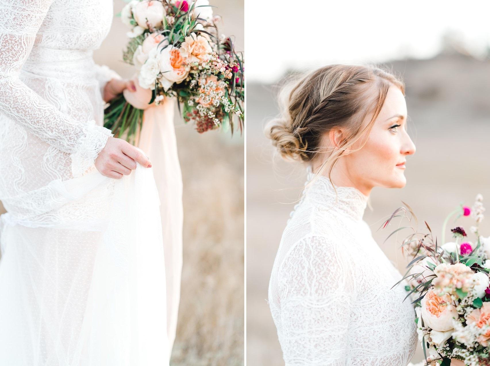 Boho Modern-Vintage Bride