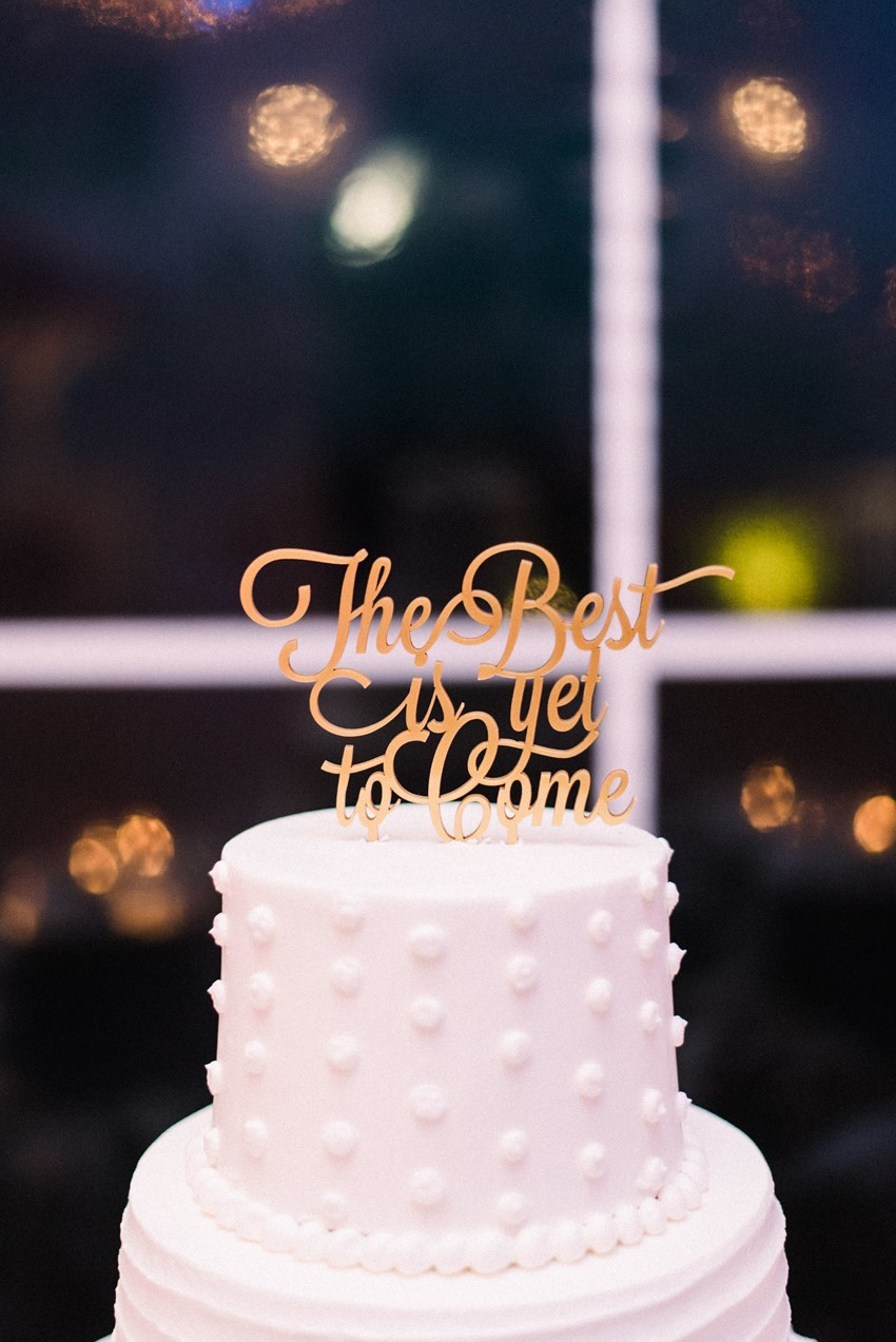 Lasercut Wedding Cake Topper