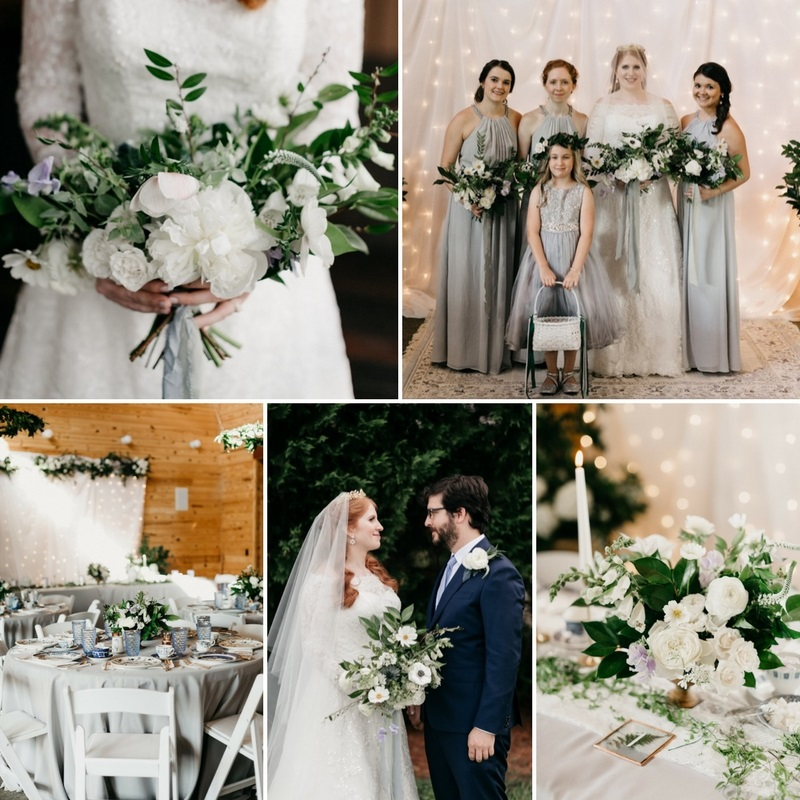 An Earthy Yet Elegant Rustic Wedding At Rigmor House