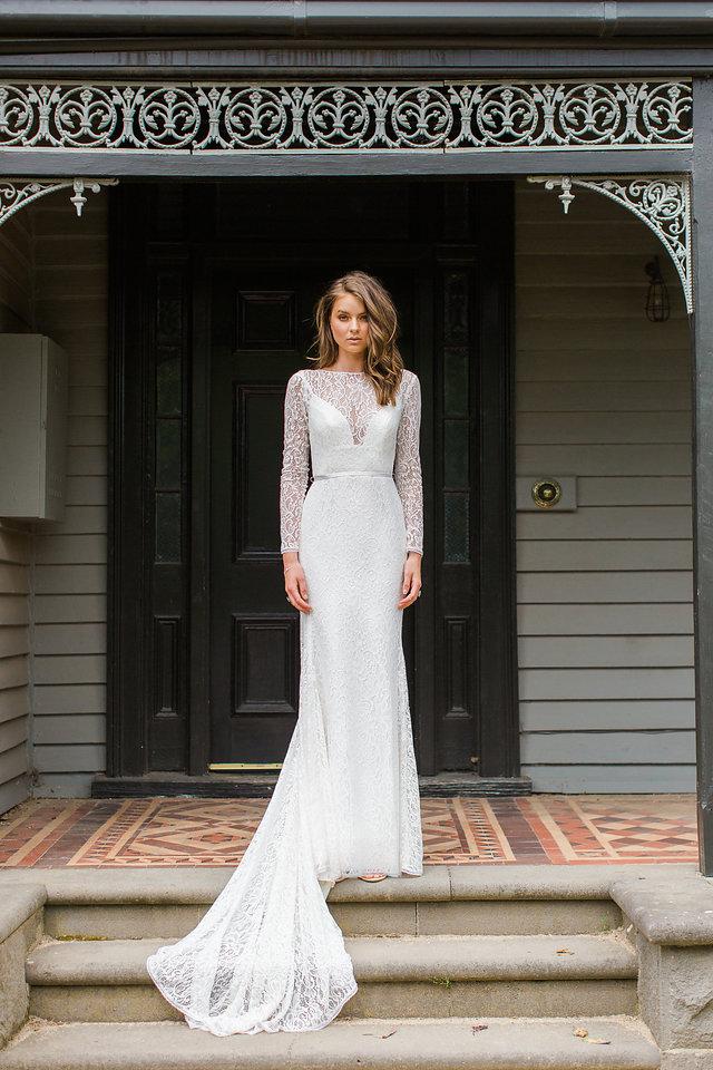 Karen Willis Holmes Karina Wedding Dress
