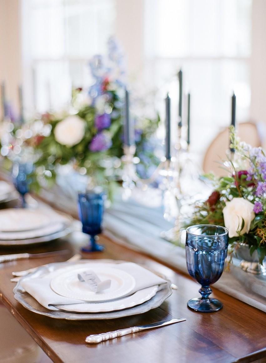 Hamilton Wedding Inspiration Wedding Table