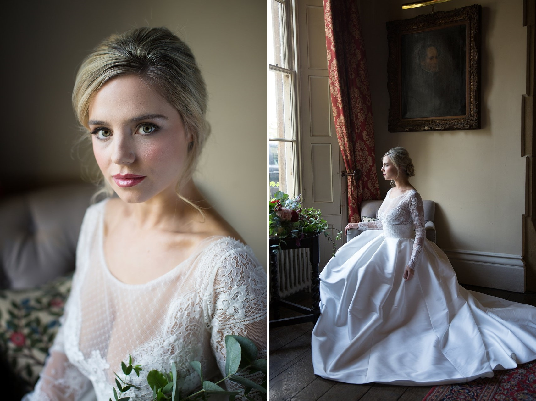 English Manor Wedding Inspiration