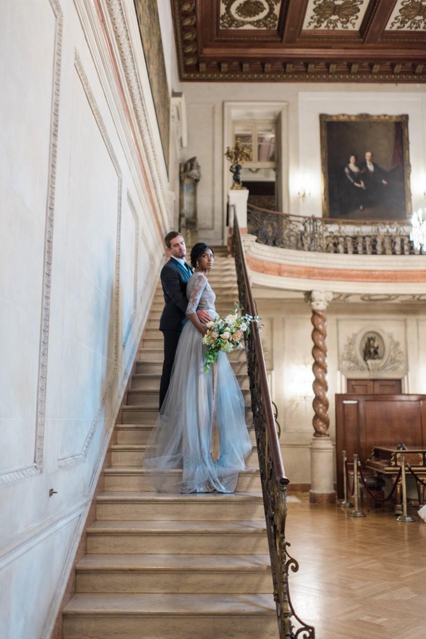 Regal Wedding Inspiration