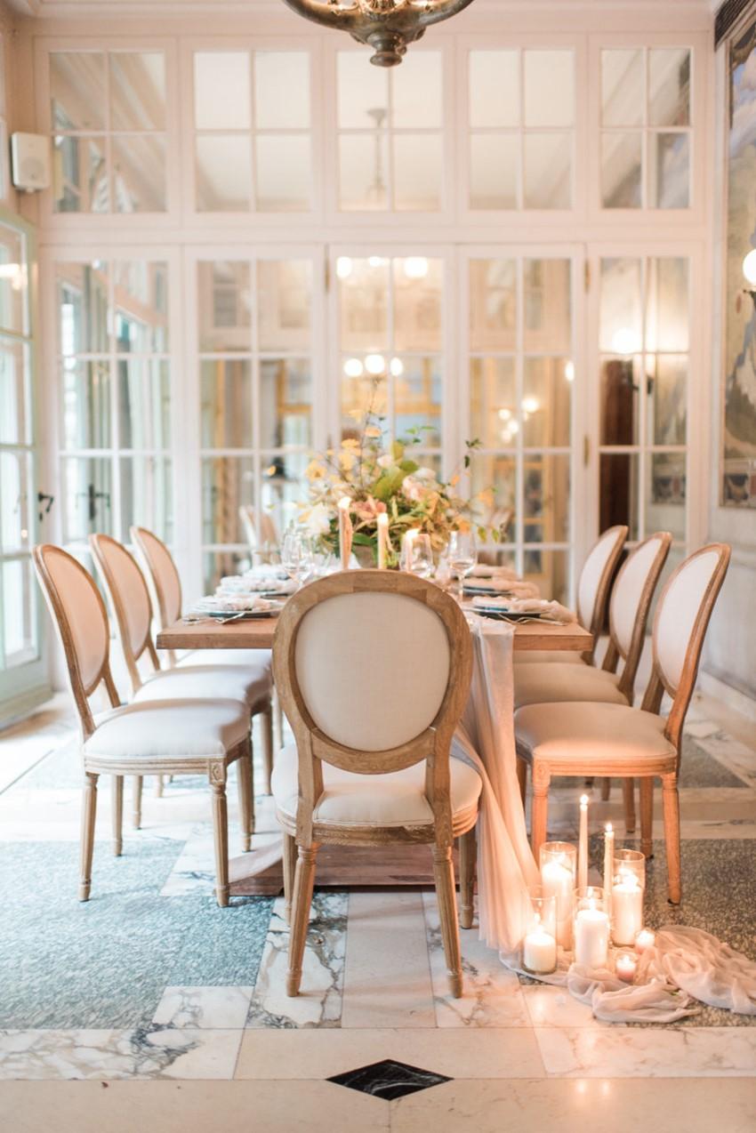 Elegant Wedding Table