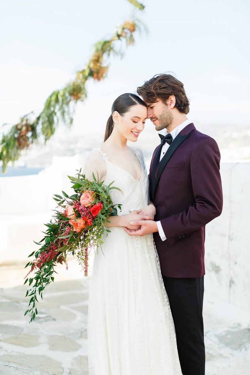Modern Vintage Wedding Inspiration